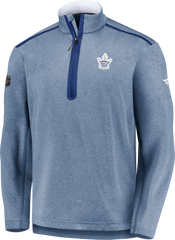 Maple Leafs Fanatics Men's Authentic Pro 1/4 Zip