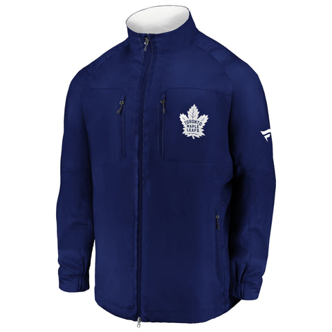 Maple Leafs Men's Authentic Locker Room Rink Jacket