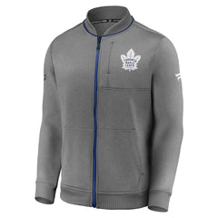 Maple Leafs Men's Authentic Locker Room Track Jacket