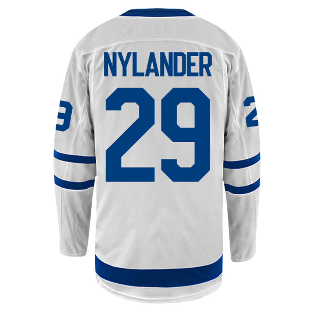 Maple Leafs Breakaway Men's Away Jersey - NYLANDER