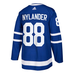 Maple Leafs Adidas Authentic Men's Home Jersey - NYLANDER