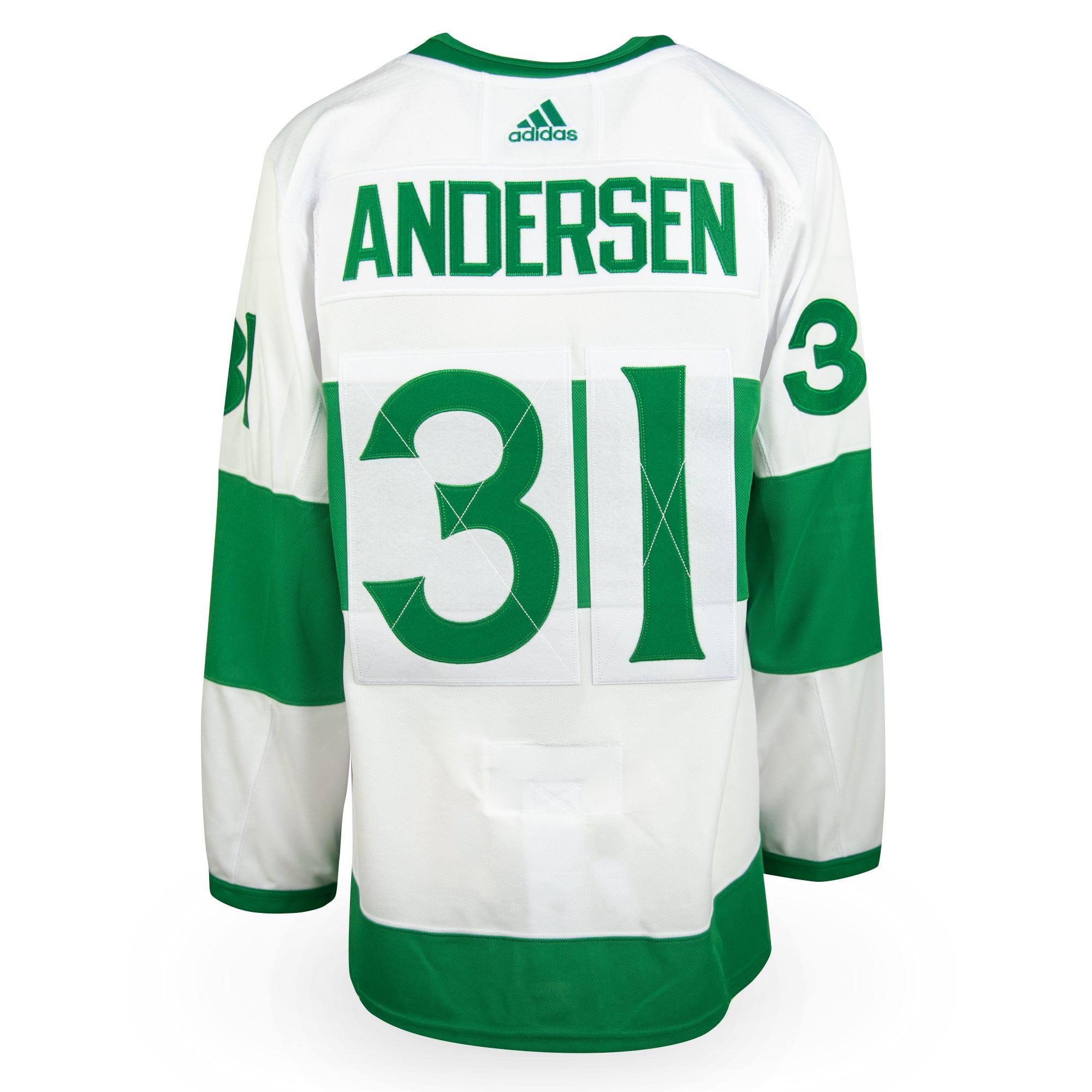 St. Pats Adidas Men s Authentic Jersey - ANDERSEN – shop.realsports aa9c85525