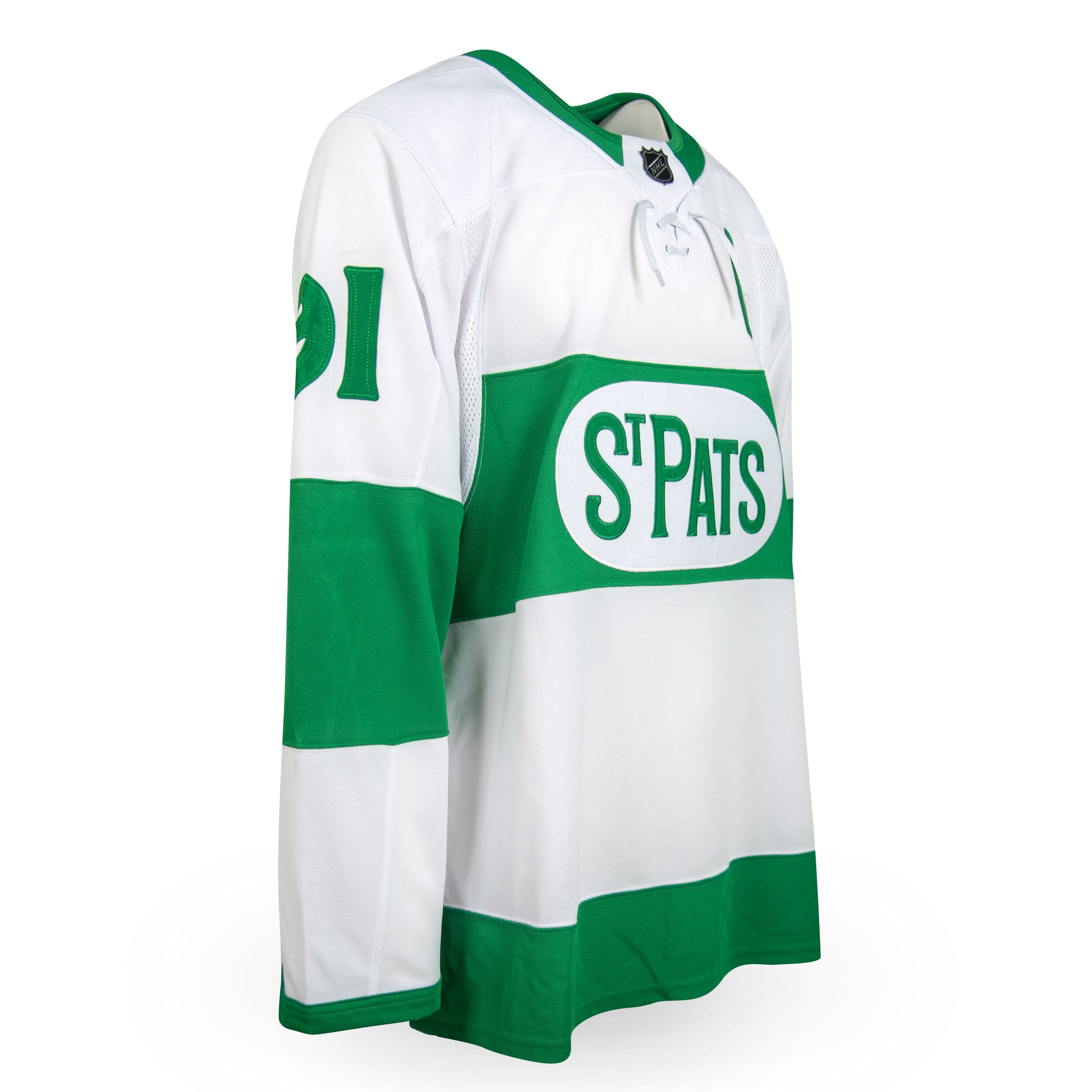 St. Pats Adidas Men's Authentic Jersey - TAVARES