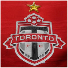 Toronto FC Adidas Men's Authentic S/S  Jersey- Red