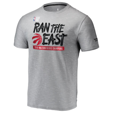 Raptors Fanatics Youth 2019 Eastern Conference Champs Tee