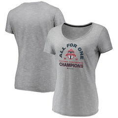Toronto FC Fanatics Ladies 2019 Eastern Conference Champs Tee