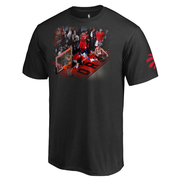 Raptors Fanatics Men's Leonard 'The Shot' Tee