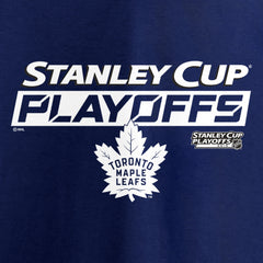 Maple Leafs Fanatics Youth 2019 Playoffs Tee