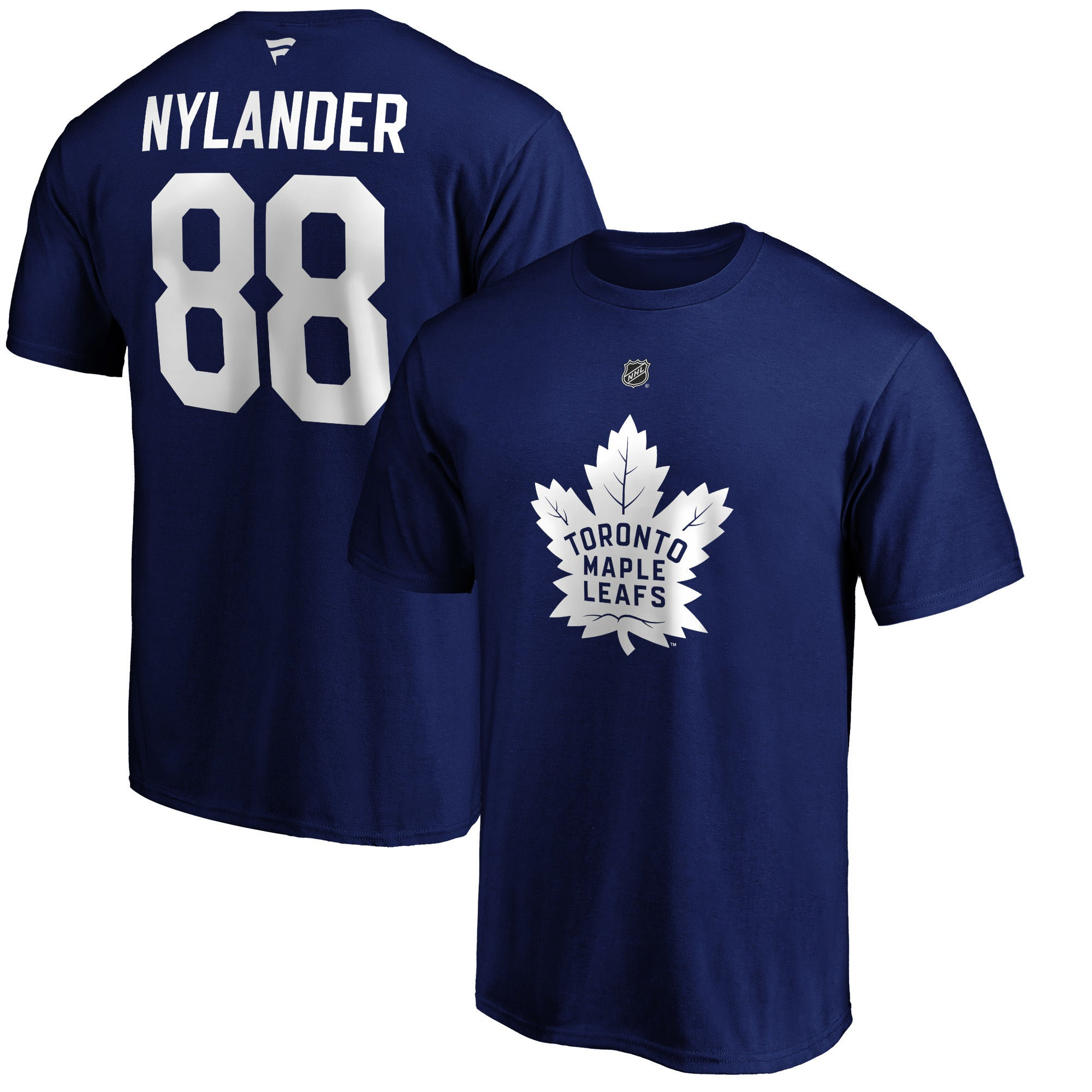 Maple Leafs Fanatics Men's Nylander Player Tee