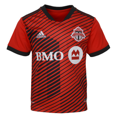 Toronto FC Adidas Toddler Replica 2021 A41 Home Jersey