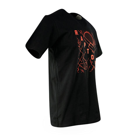 Raptors Mitchell & Ness Men's Mayan BBall Court Tee