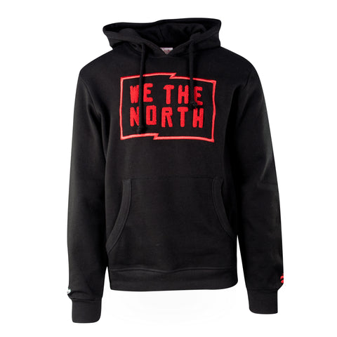 e22af68991e9 Raptors Mitchell   Ness Men s We the North Flag Hoody ...