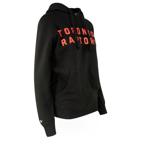 Raptors Mitchell & Ness Ladies Mayan Tower Hoody