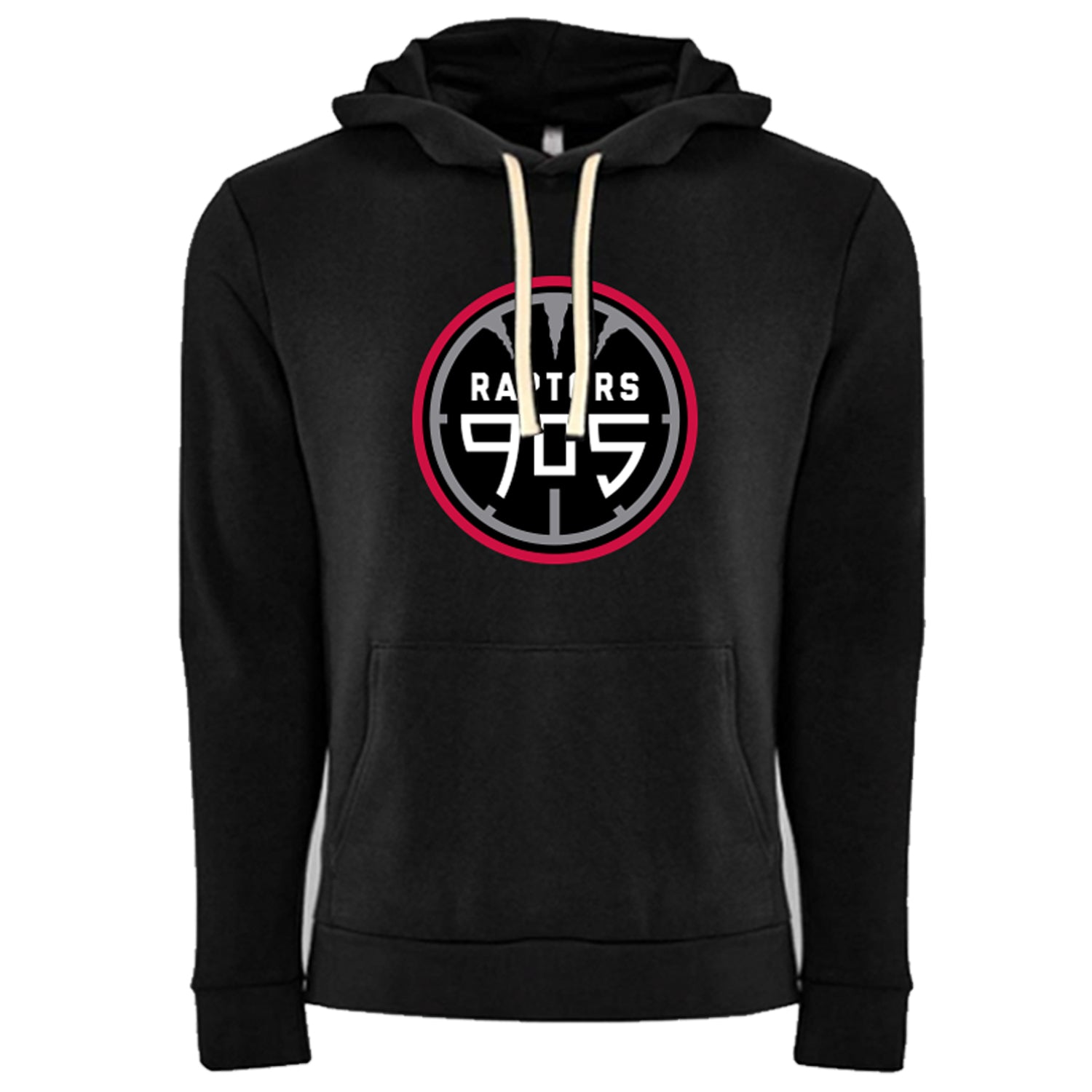 Raptors 905 Men's Logo Hoody
