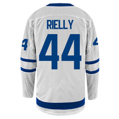 Maple Leafs Breakaway Men's Away Jersey - RIELLY