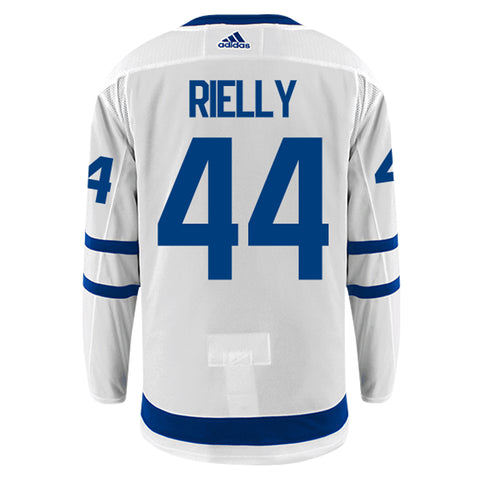 Maple Leafs Adidas Authentic Men's Away Jersey - RIELLY