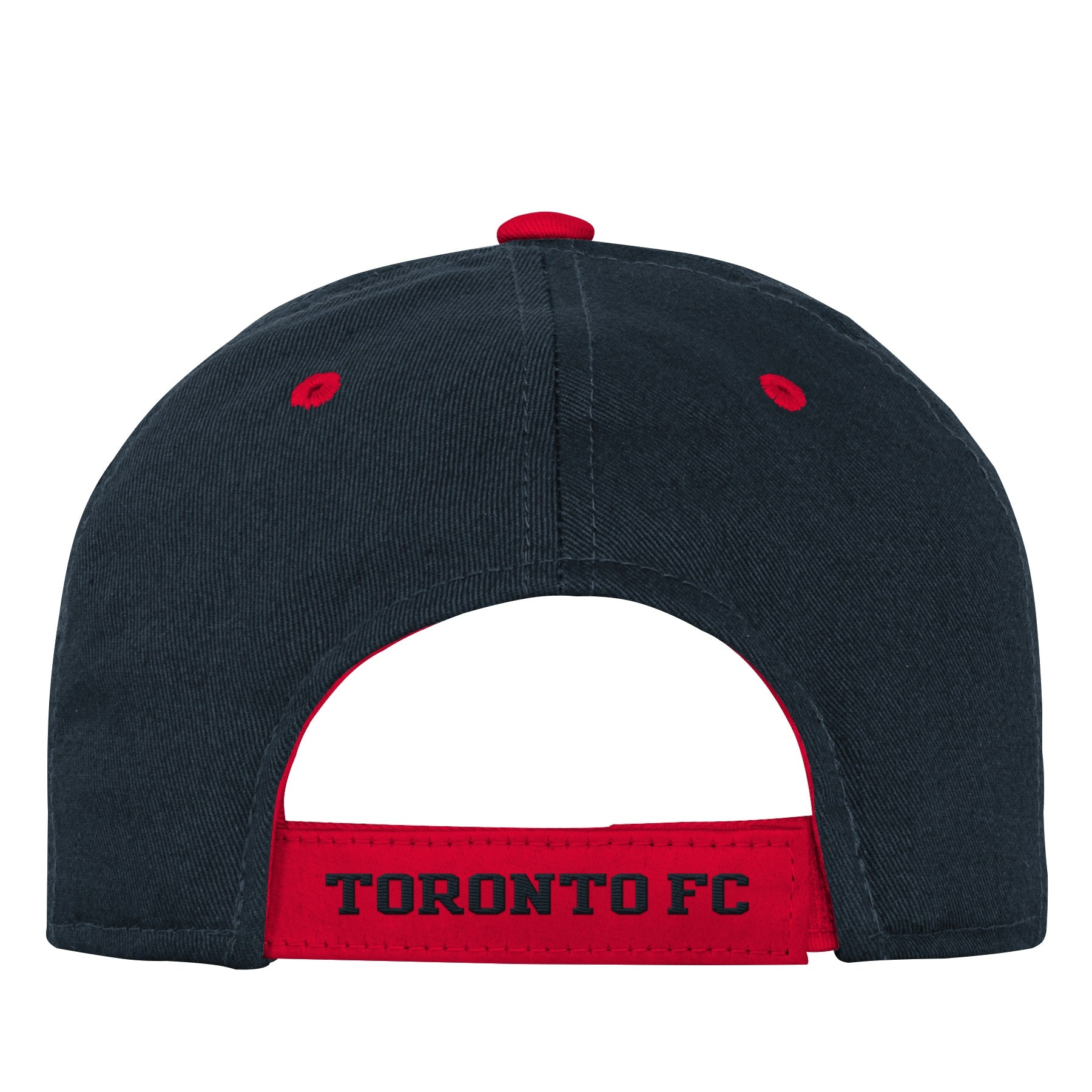 Toronto FC Kids Colourblock Structured Adjustable Hat