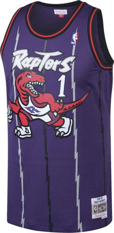 Raptors Men's Mitchell & Ness Swingman HWC Jersey - McGRADY