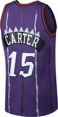 Raptors Men's Mitchell & Ness Swingman HWC Jersey - CARTER