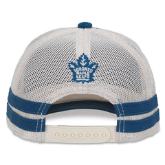 Maple Leafs American Needle Men's Mack 5 Panel Corduroy Hat