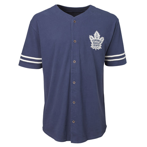 Maple Leafs Red Jacket Men's Archive Jersey Short Sleeve