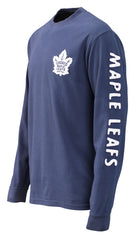 Maple Leafs Red Jacket Men's Everest Long Sleeve