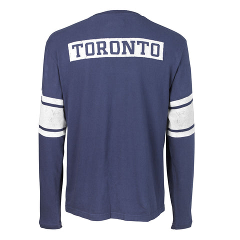 Maple Leafs Red Jacket Men's Bulldog Crew