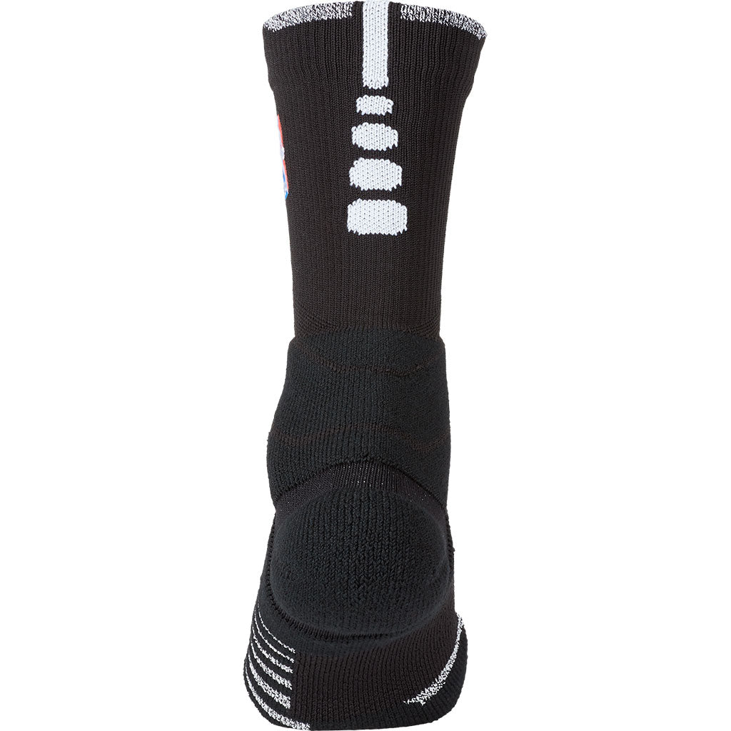 Toronto Raptors Nike Grip Power Crew Sock