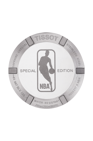 NBA Tissot Ladies PRC 200 Chronograph Watch