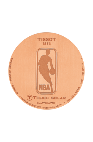NBA Tissot Men's T-Touch Expert Solar Watch