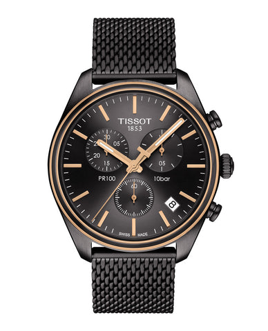 Raptors Tissot Men's 25th Anniversary Chronograph Watch