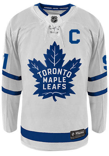 Maple Leafs Breakaway Men's Away Jersey - TAVARES
