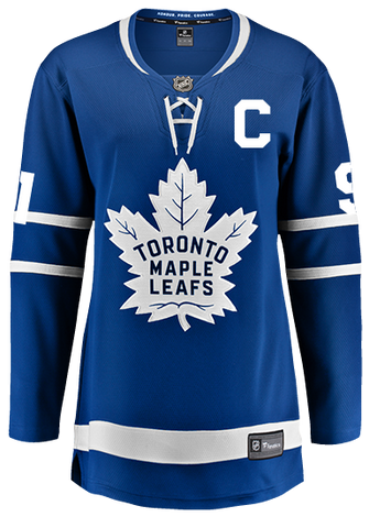 Maple Leafs Breakaway Ladies Home Jersey - TAVARES