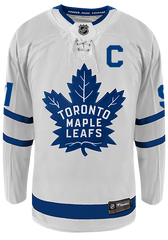 Maple Leafs Youth Away Jersey - TAVARES