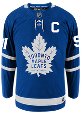 Maple Leafs Adidas Authentic Men's Home Jersey - TAVARES