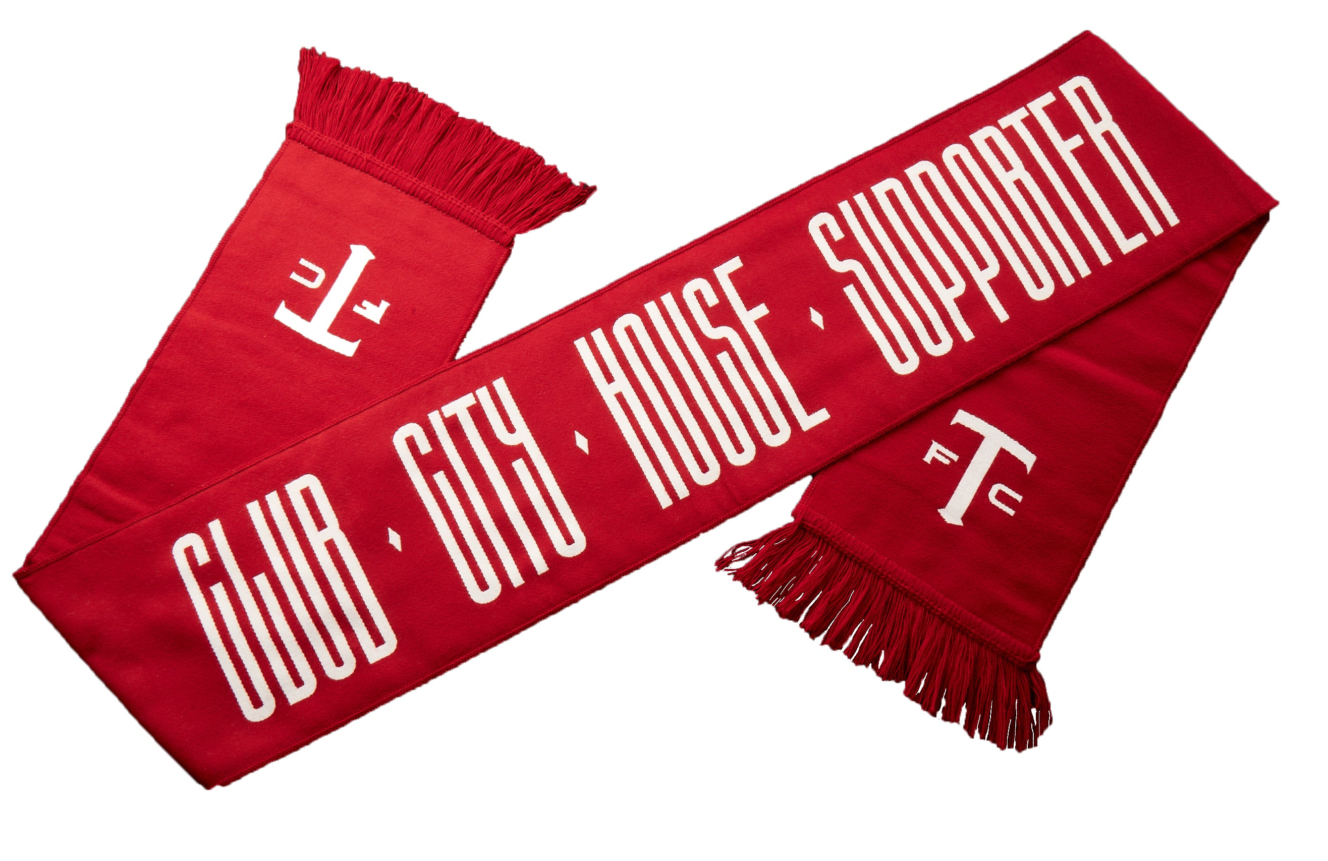 Toronto FC Red Assembly Scarf
