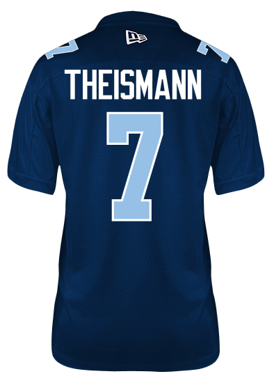 Argos Men's Replica Home Jersey - THEISMANN