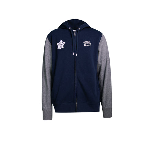 Maple Leafs Roots Men's Seasonless Full Zip Hoody