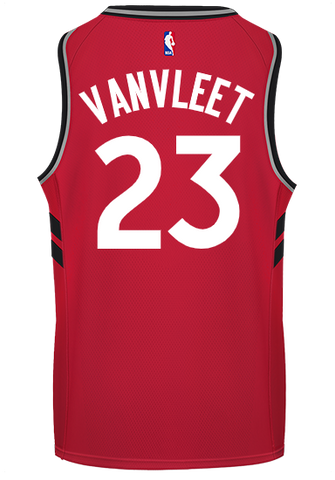 Raptors Nike Men's Swingman Icon Jersey - VANVLEET