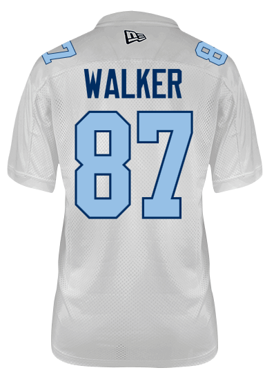 Argos Men's Replica Away Jersey - WALKER