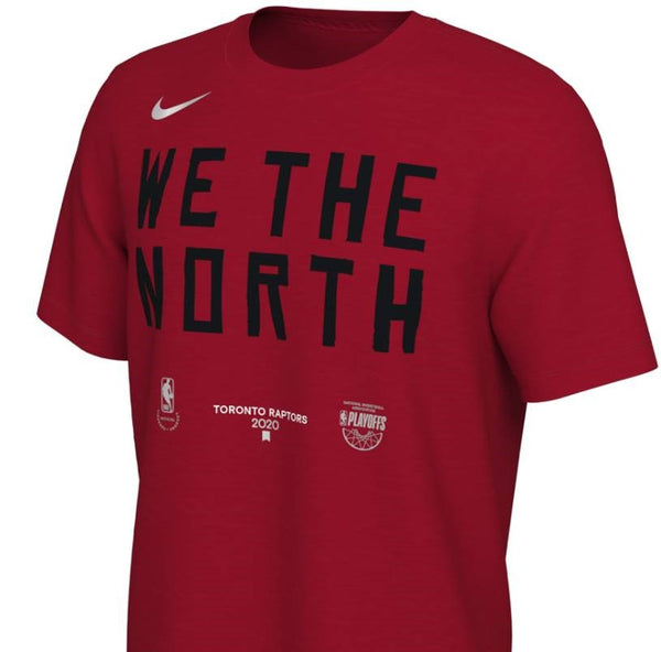 Raptors Nike Men's 2020 Playoffs Tee