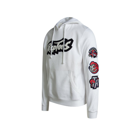 Raptors Mitchell & Ness Men's HWC Patch Hoody