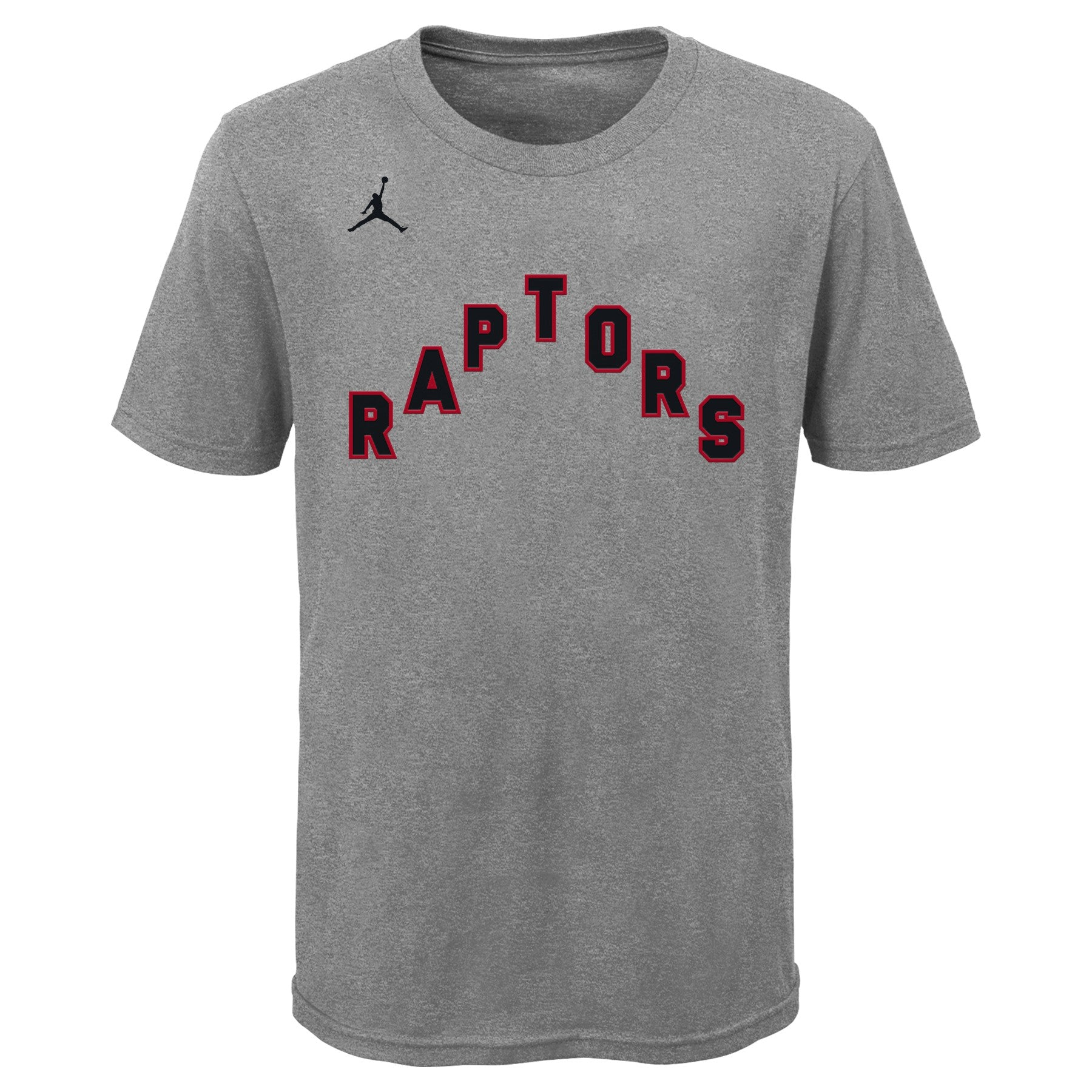 Raptors NBA Youth Statement Wordmark Tee