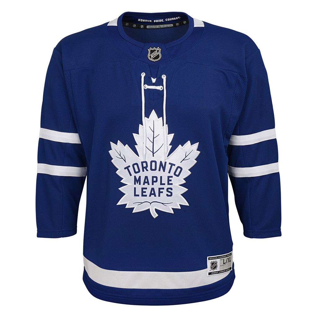 Maple Leafs Kids Home Jersey