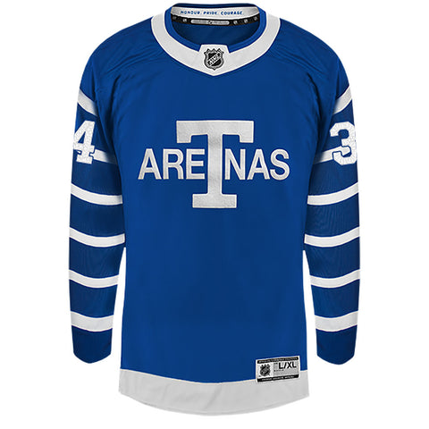 Toronto Maple Leafs Youth Matthews Arenas Jersey