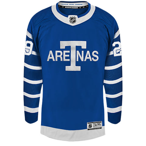 Toronto Maple Leafs Youth Nylander Arenas Jersey