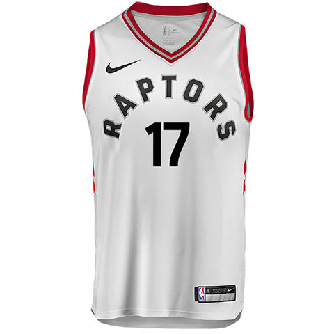 Toronto Raptors Youth Swingman Association Valanciunas Jersey
