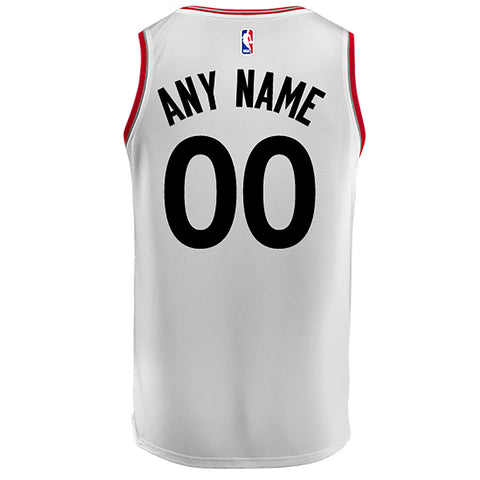 Raptors Youth Swingman Association Jersey  - CUSTOM