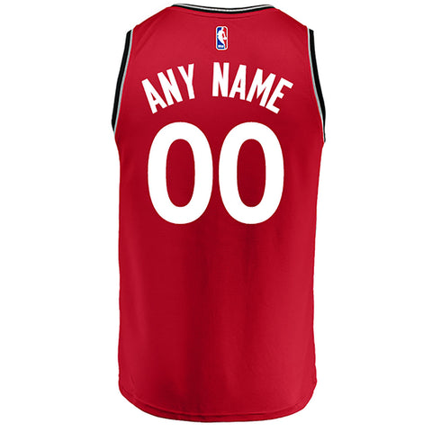 Toronto Raptors Youth Swingman Icon Jersey  - CUSTOM