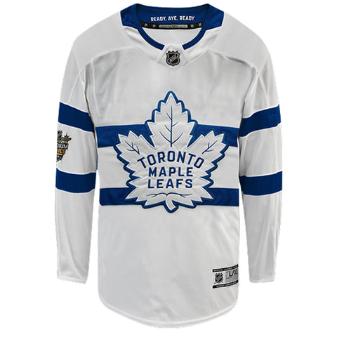 Toronto Maple Leafs NHL Youth 2018 Stadium Series Jersey